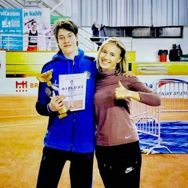 Золотой успех на турнире Европейского кадетского цикла