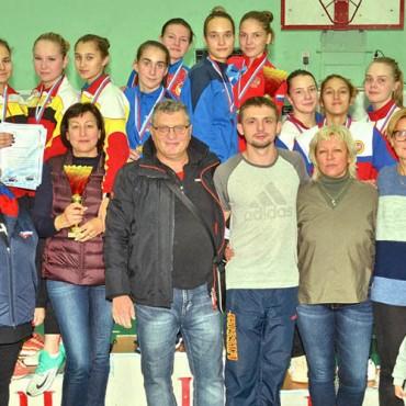 Золото и бронза юниорского турнира в Казани
