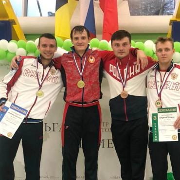 Дмитрий Ригин завоевал бронзовую медаль Всероссийских спортивных соревнований в Новогорске