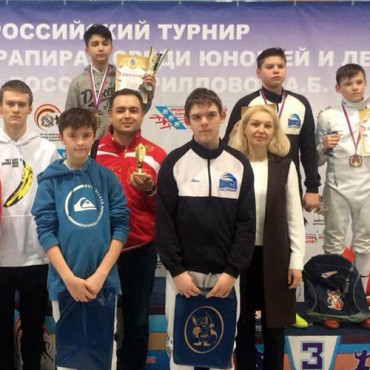 Курские медали петербуржцев