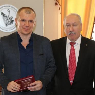 Поздравляем Александра Юрьевича Пантелеева!