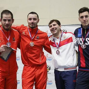 Бронзовая медаль из Сочи