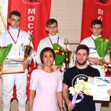 Медали турнира на призы Карины Азнавурян
