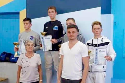 Итоги всероссийских соревнований «Аничков дворец» по сабле