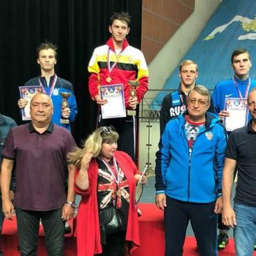 Три петербургских награды из Одинцово