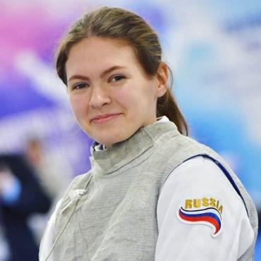 Успешное выступление рапиристок в Казани