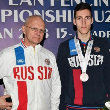 Поздравляем Сергея Ивановича Солодко с наградой!