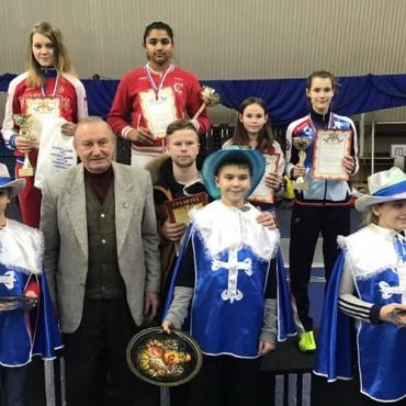 Золото саратовского турнира