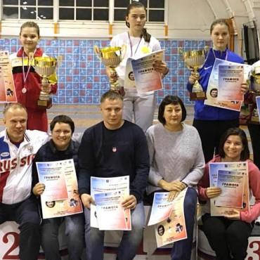 Три бронзовые медали из Москвы