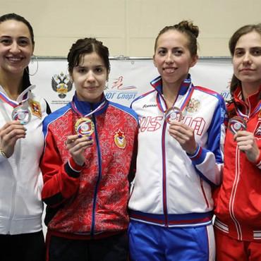 Бронза Чемпионата России