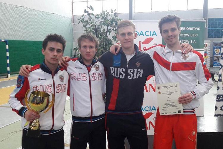 Две медали из Польши