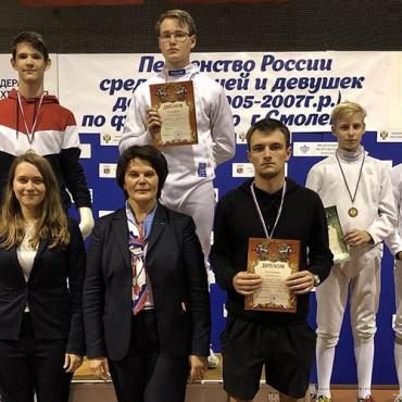 Александр Чеботаев – серебряный призер Первенства России
