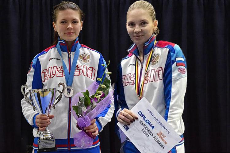 Звания Мастер спорта России международного класса