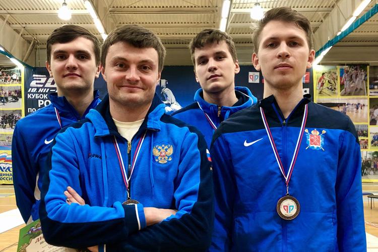 «Бронза» Кубка России