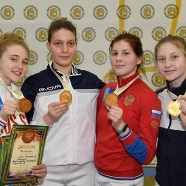 Первенство России-2020: двойная командная «бронза»