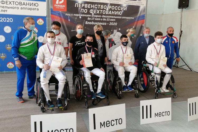 Поздравляем Гавриленкова Олега с медалями Первенства России!