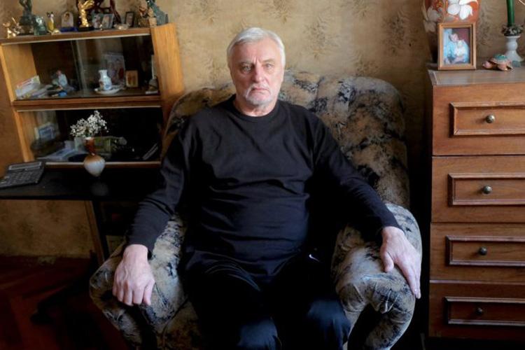 Поздравляем с Днем рождения Виктор Францевича Ждановича!