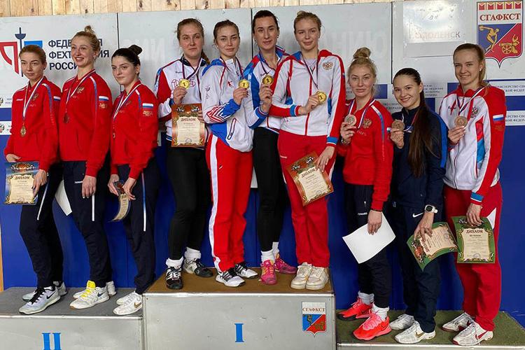 Золото в команде