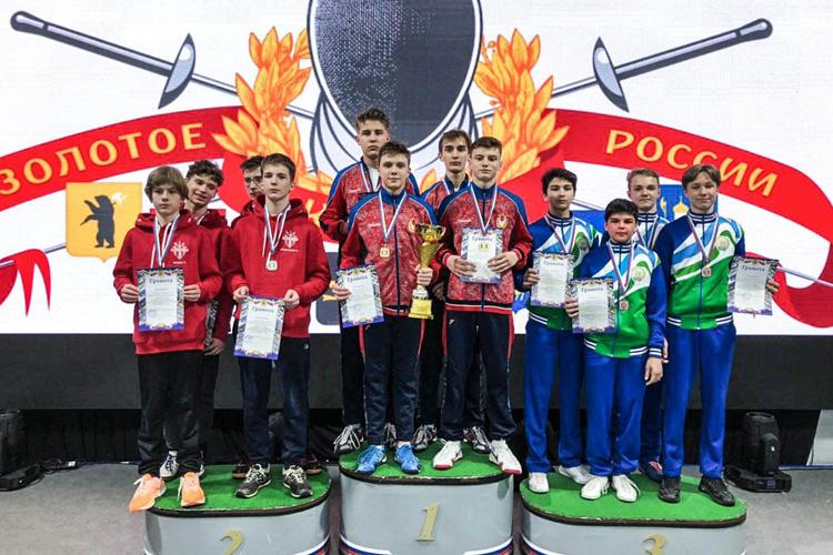 Суздальские медали