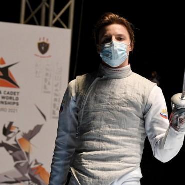 Захар Козлов – лучший на Первенстве мира среди юниоров