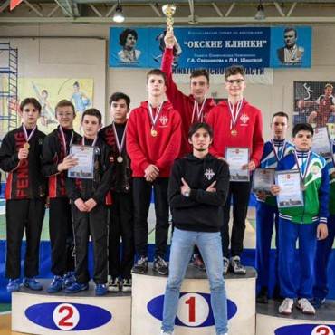 Детские медали из Дзержинска