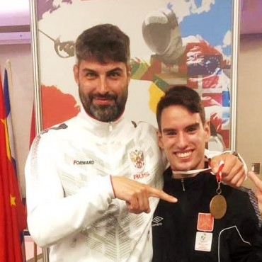 6 медалей петербургских паралимпийцев!