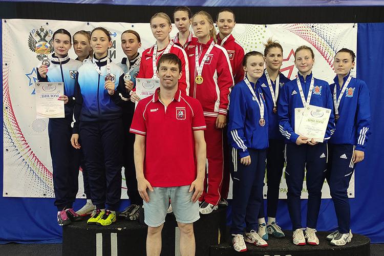 Две награды питерских команд на Спартакиаде молодежи