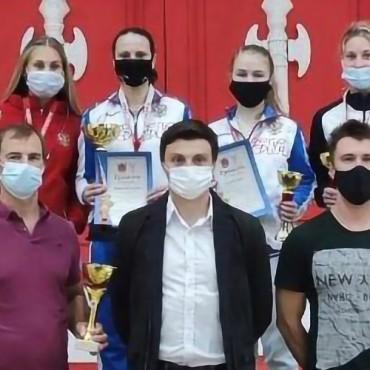 Бронзовая награда петербурженки в турнире по сабле